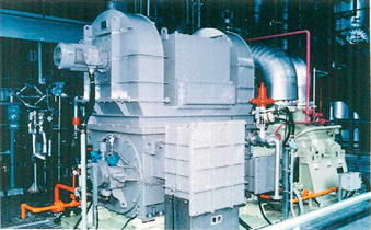 1) 3300kW-5000/11430min-1 Induction Motor