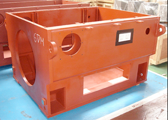 Fabricated Stator Frame